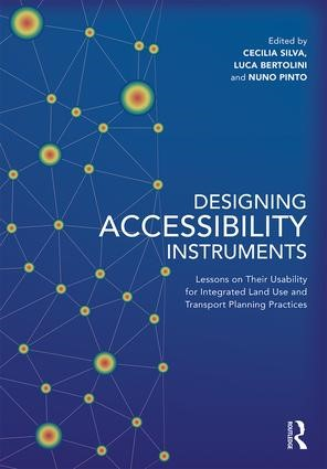 Capítulo Testing isochrones and related measures to improve stakeholder's understandability of accessibility measures.